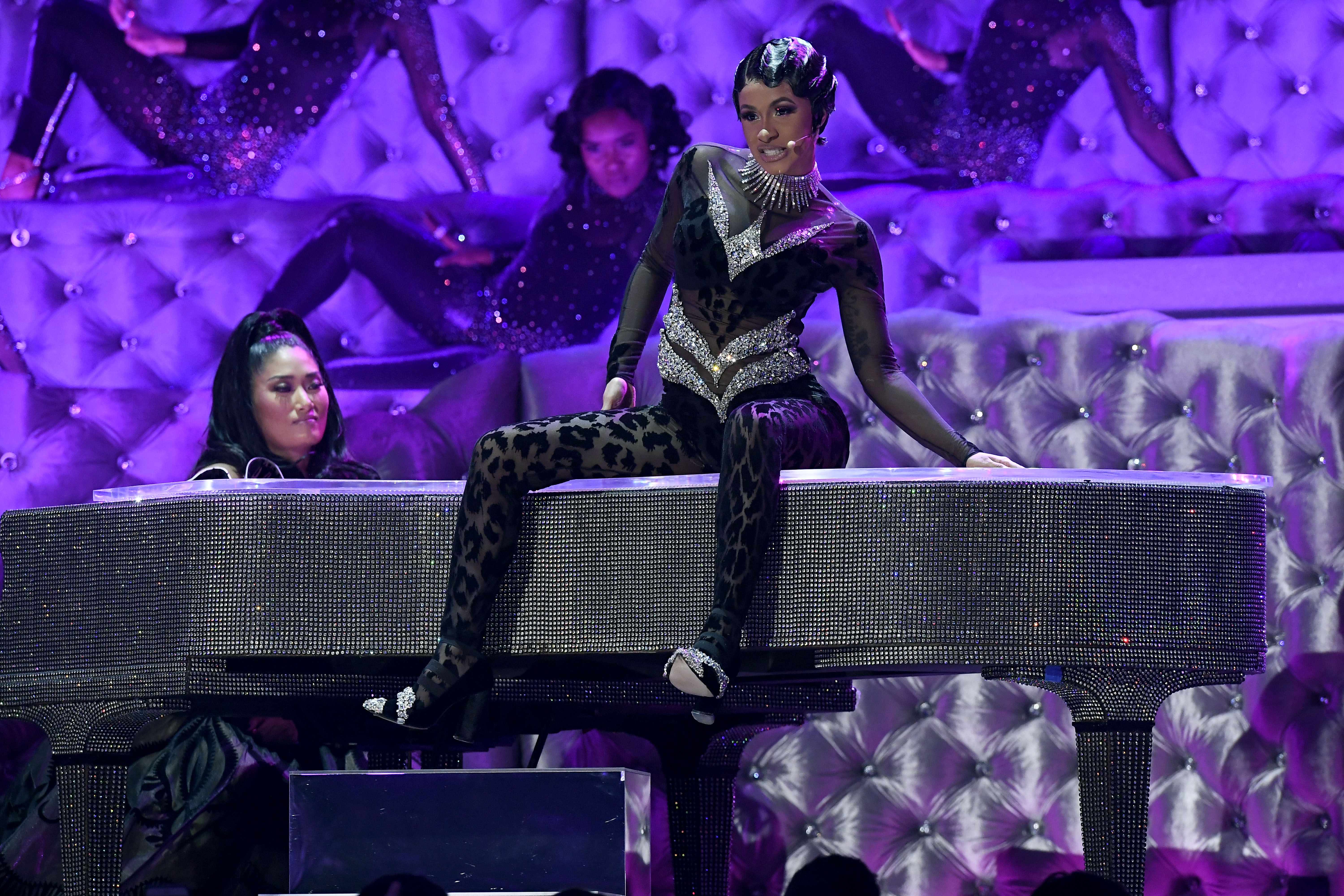 Cardi B's Grammys pianist Chloe Flower has Internet going crazy: 'You just stole the show'