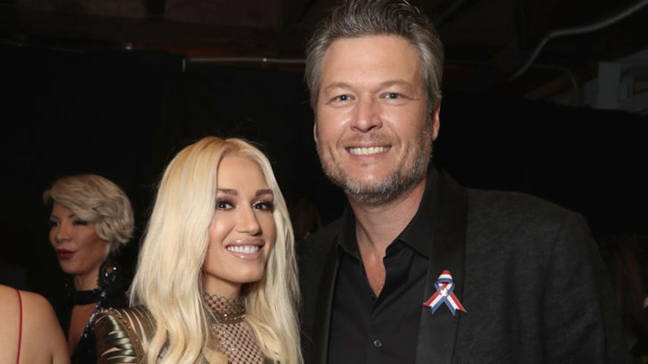 Gwen Stefani pays Blake Shelton adoring Valentine's Day tribute on Instagram