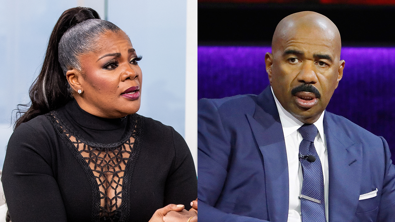 Mo'Nique slams Steve Harvey as a 'sellout' after heated on-air argument