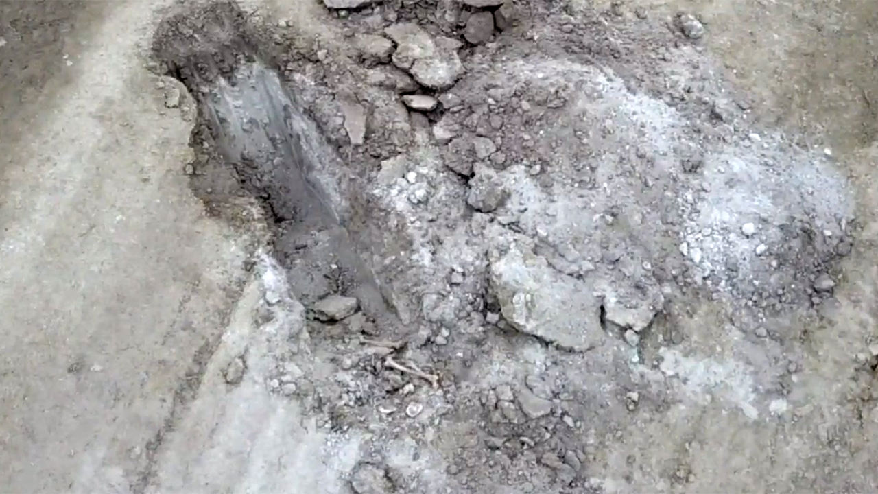 Human bones found at Colorado construction site may be 1,000 years old
