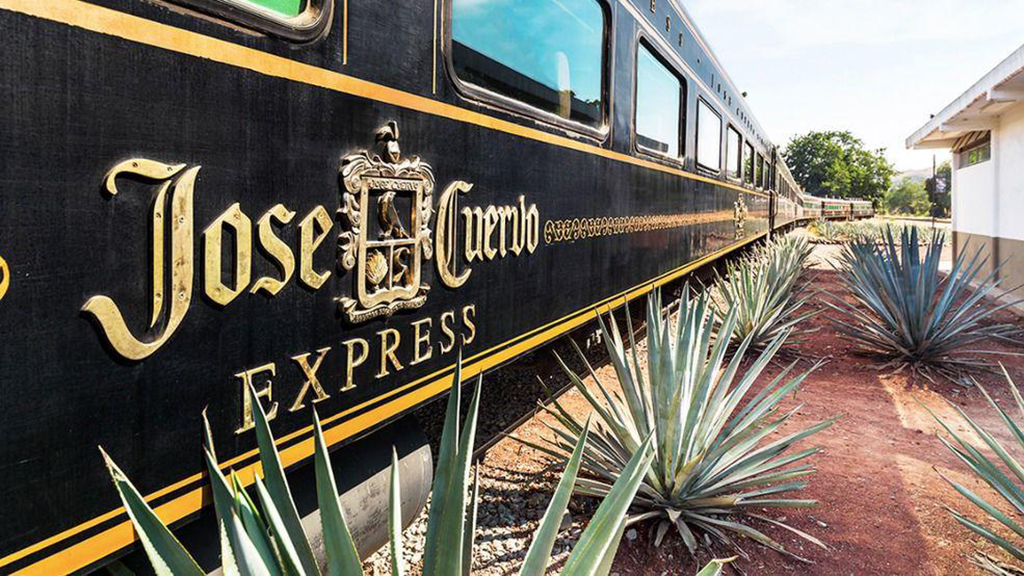 Jose Cuervo launching all-you-can-drink tequila train excursion