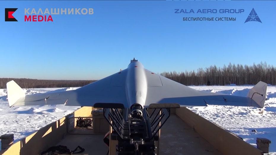 Kalashnikov Unveils New Kamikaze 'Suicide' Drone