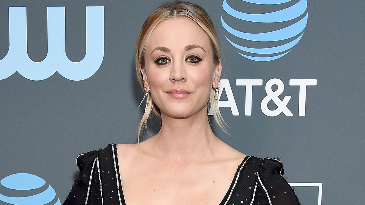 Kaley Cuoco's husband gifts her a rescue puppy for Valentine's Day