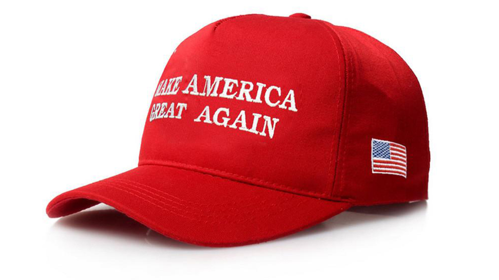 Liberal author begs 'normal people' not to wear sports teams' MAGA-like red caps: 'You're making everyone s...