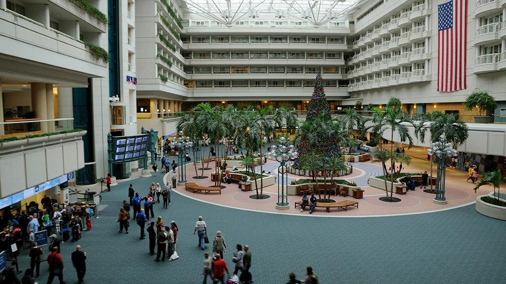 欠ュージアムからオーランド空港使用後に回収搭乗券を検TSA