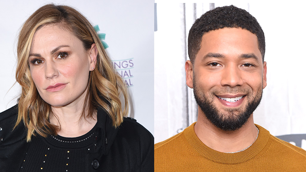 Actress Anna Paquin talks alleged attack on 'Empire's' Jussie Smollett: 'I'm f---ing horrified' thumbnail