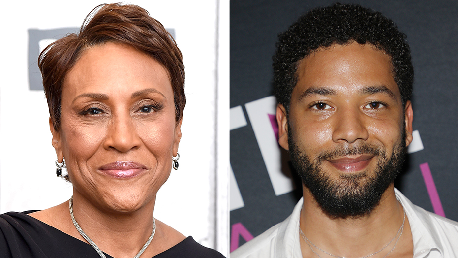 Robin Roberts on Jussie Smollett interview: 'It was a no-win situation for me' thumbnail
