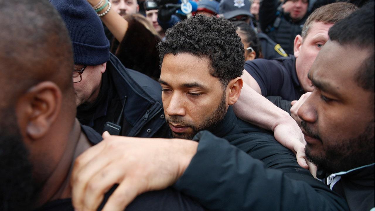 Jussie Smollett returns to 'Empire' set after arrest for alleged staged attack