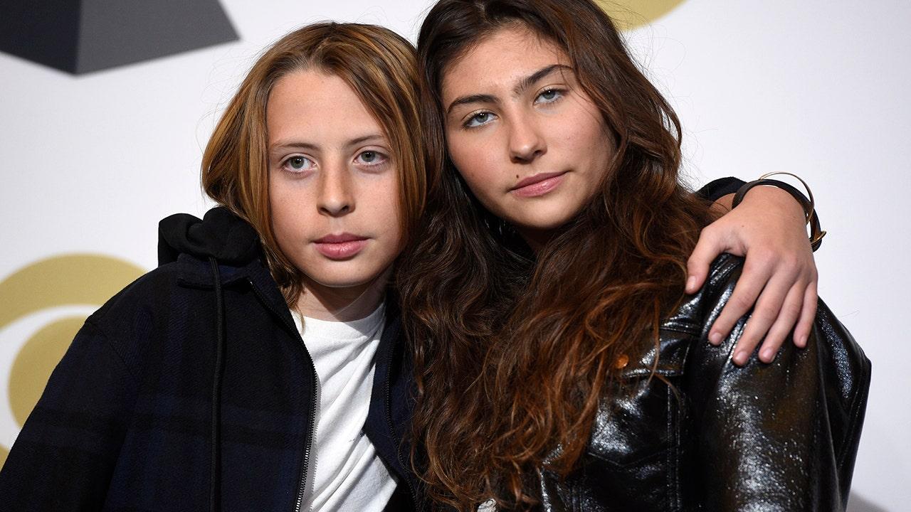 Chris Cornell's kids accept Grammy win on late musician's behalf: 'We miss him so much'