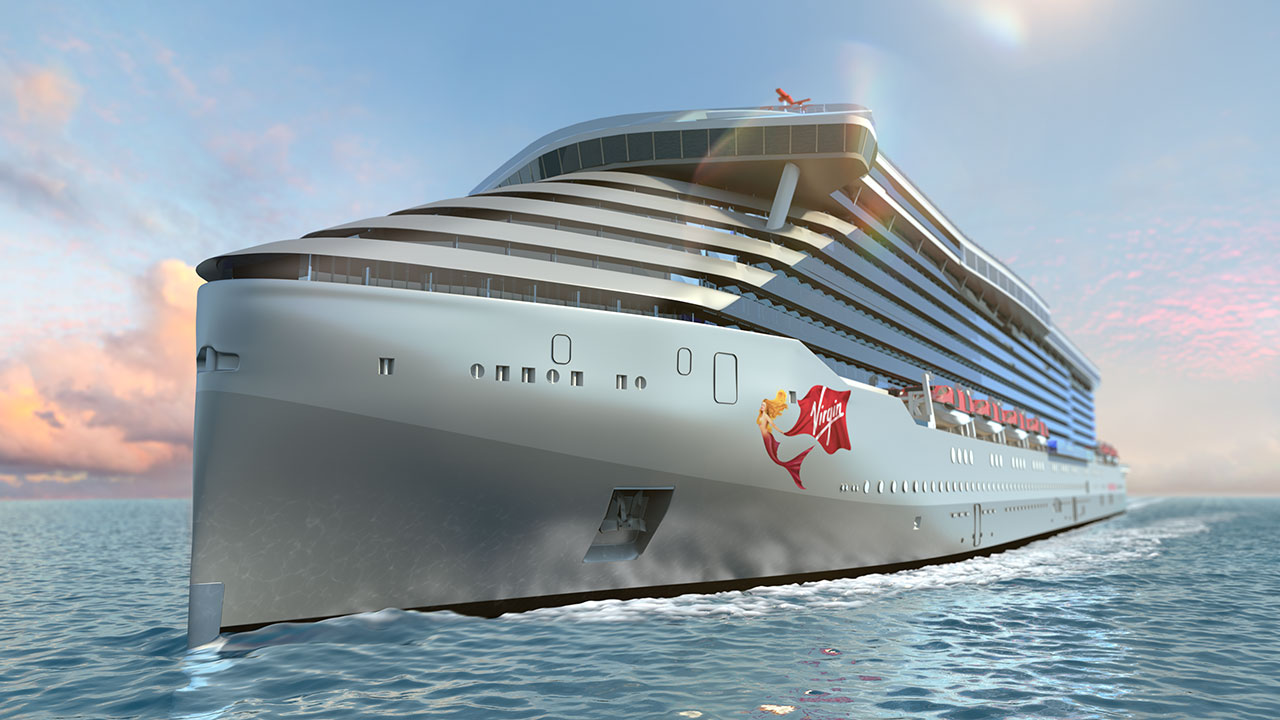 Virgin Voyage's 'adults-only' cruise tickets now for sale