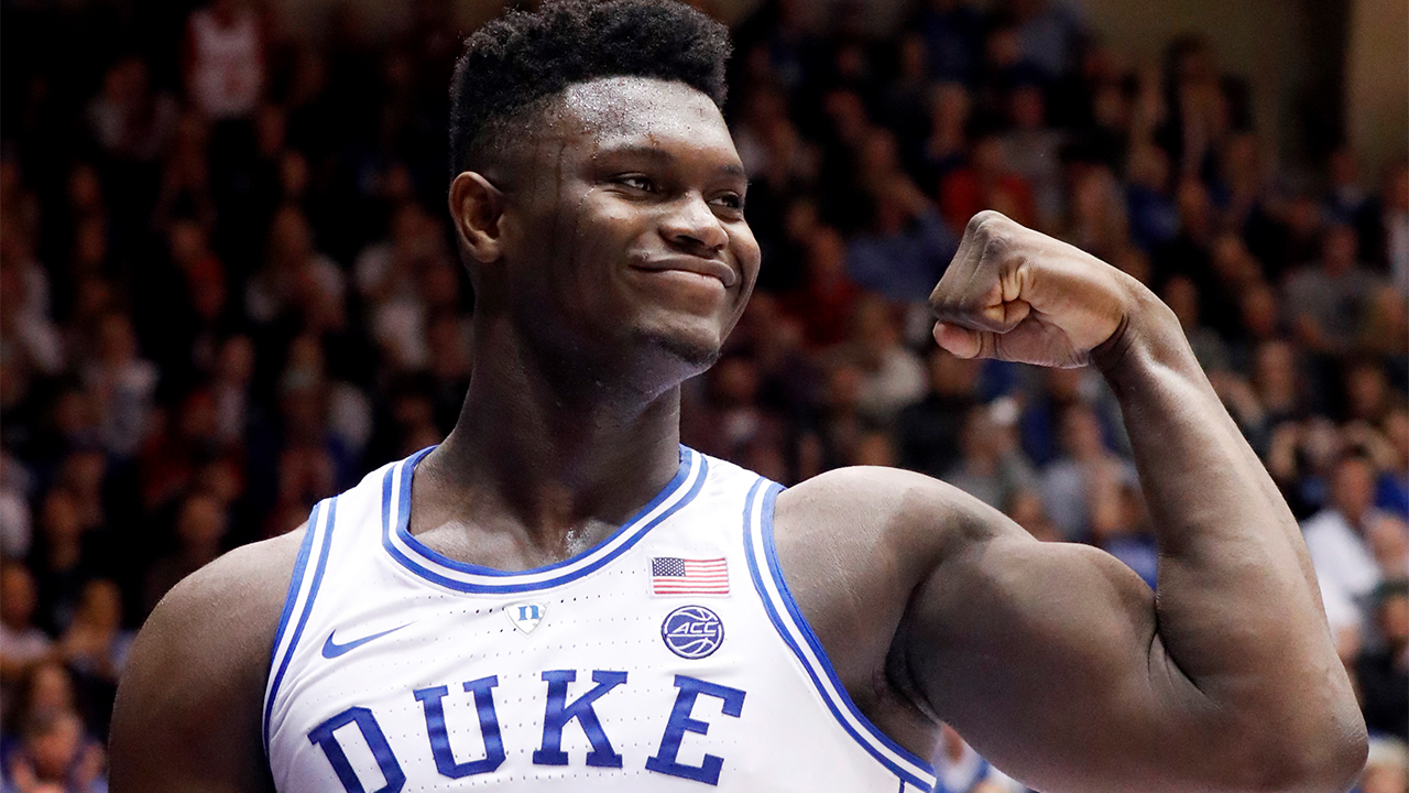 Westlake Legal Group Zion-williamson Zion Williamson helps Duke employee with epic gender reveal Ryan Gaydos fox-news/sports/ncaa/duke-blue-devils fox-news/sports/ncaa-bk fox-news/person/zion-williamson fox news fnc/sports fnc article 2051905d-268e-5420-bb1a-1aa584c6c368