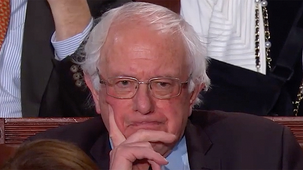 Democrats ignore Bernie Sanders' 2020 announcement while embracing his socialist policies