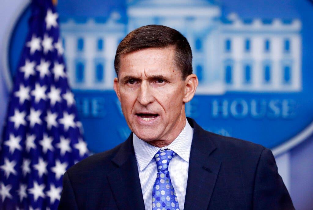Westlake Legal Group d86aa9c8-AP19050569060504 Judge asks whether Flynn should be penalized after prosecutors drop him as witness against ex-partner Gregg Re fox-news/politics/judiciary/federal-courts fox-news/politics/executive/national-security fox-news/news-events/russia-investigation fox news fnc/politics fnc article 18c72fac-4a59-5fe5-a966-7744e7e2e3a8