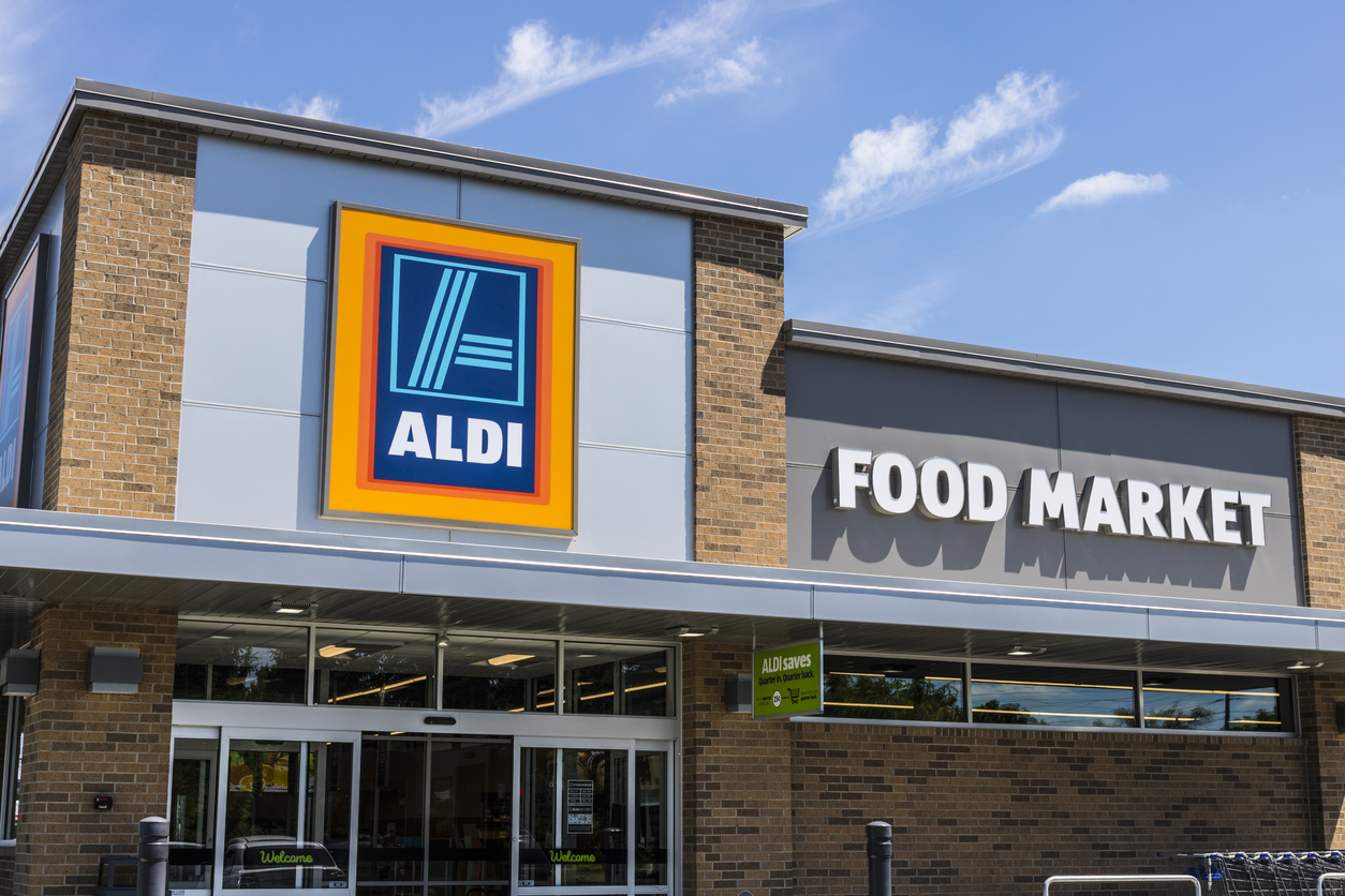 Customer sues Aldi for alleged exploding turkey burger