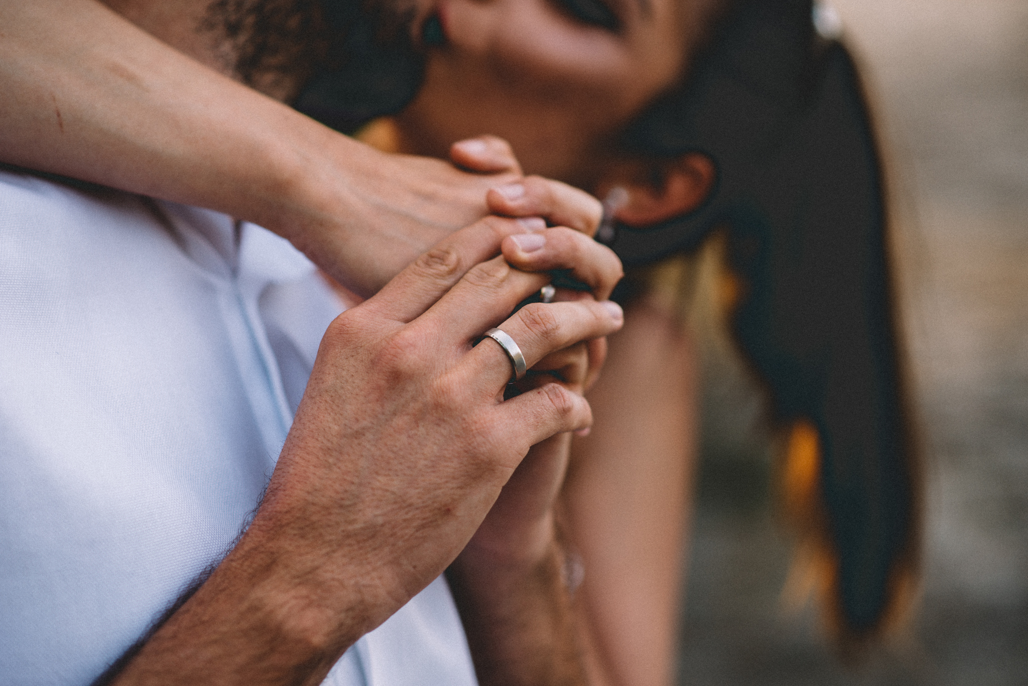 In our first year of marriage, I realized my husband had a serious problem – then THIS happened
