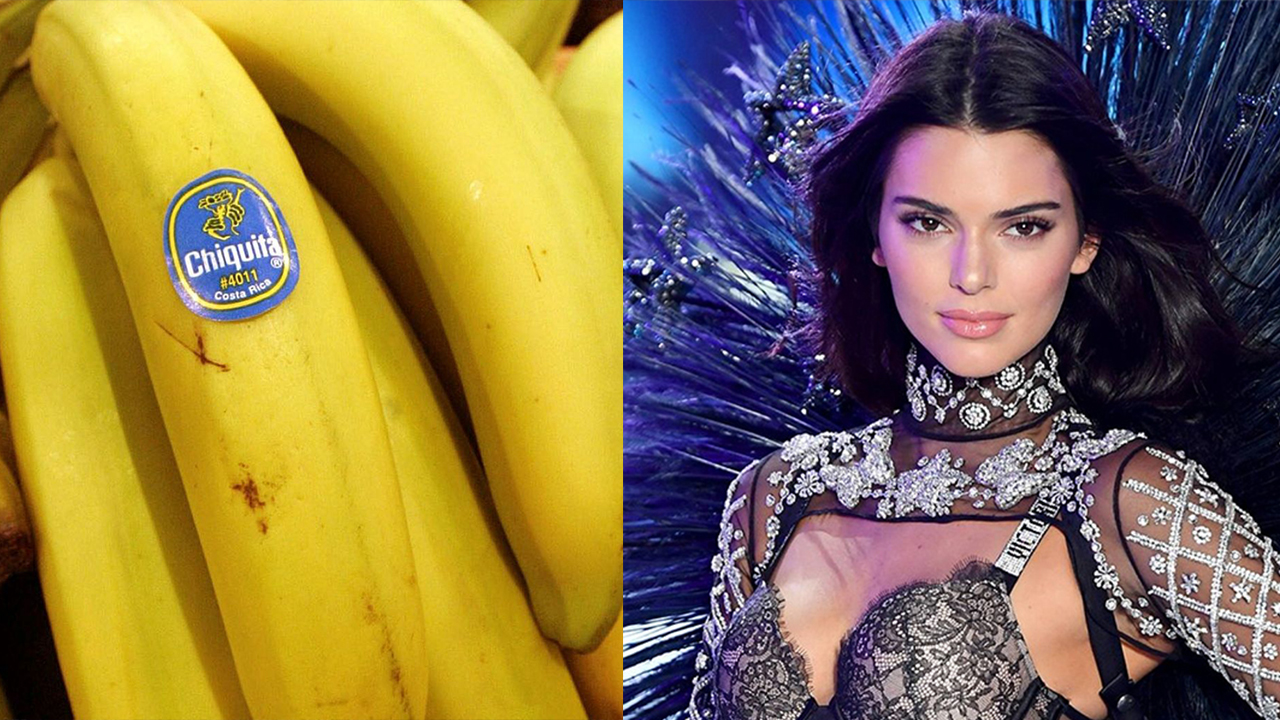 Kendall Jenner reveals why she hates bananas