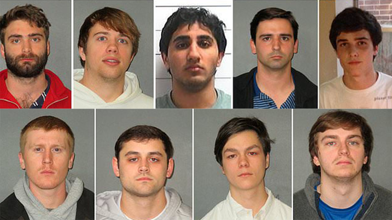 9 LSU fraternity members arrested for shocking hazing incidents thumbnail