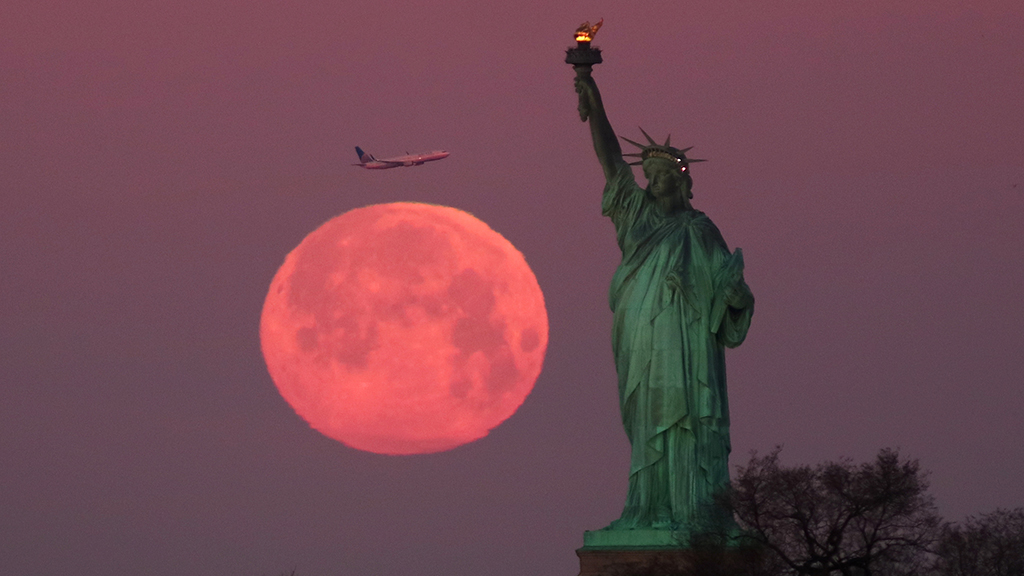 Get set for 'super snow moon,' the biggest supermoon of the year - Fox News