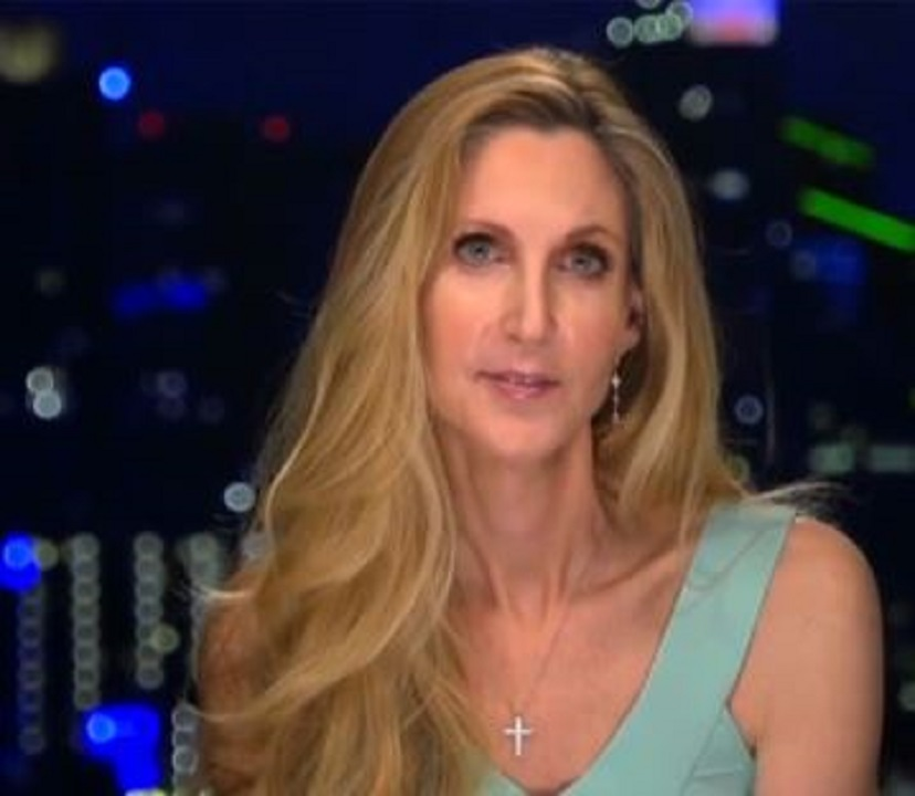 Trump slams Ann Coulter as 'Wacky Nut Job' over her criticism of border wall progress