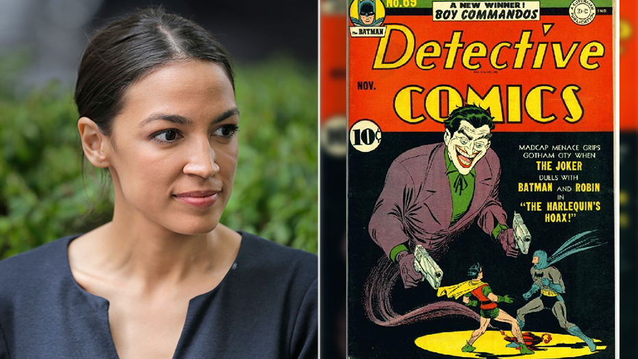 Ocasio-Cortez is Gotham's 'Biggest Villain' in Amazon HQ2-NY Debacle