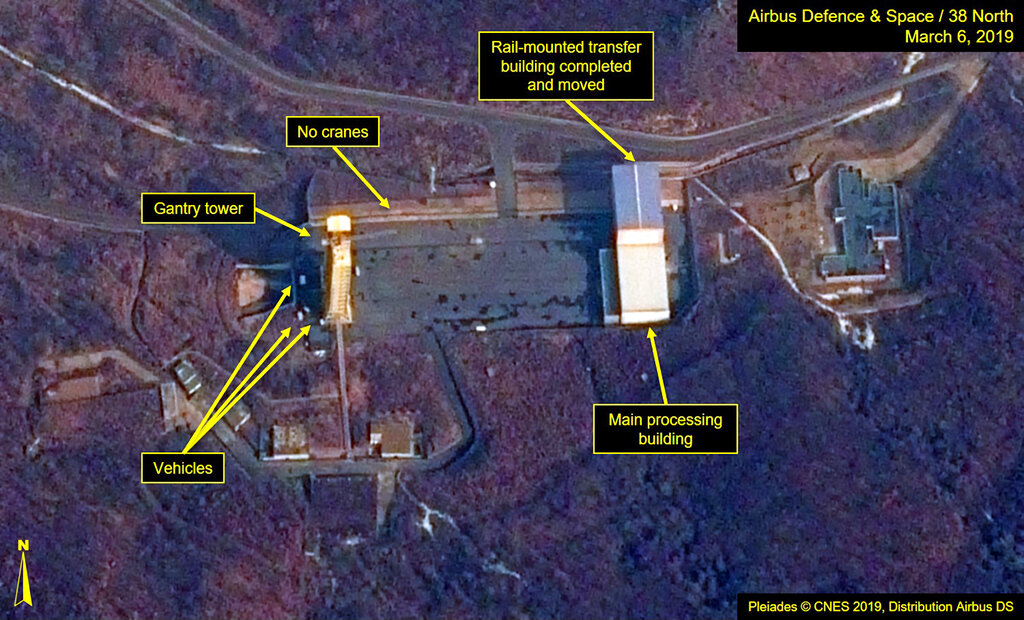 US seeks access to inspect rebuilt North Korean missile launch-site thumbnail