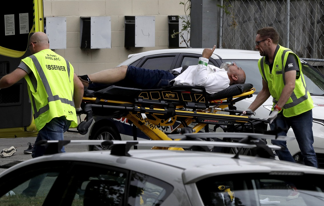 Multiple fatalities at New Zealand mosque shooting: police thumbnail