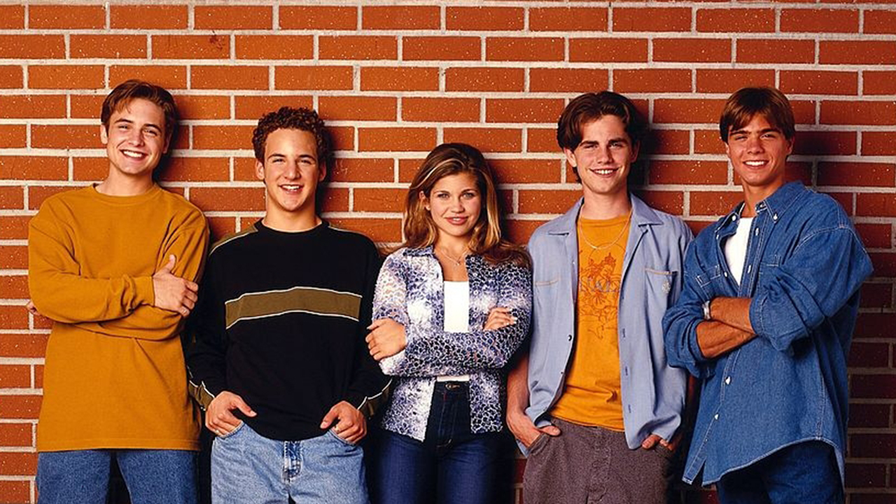 'Boy Meets World' cast reunites in tender photo at Emerald City Comic Con