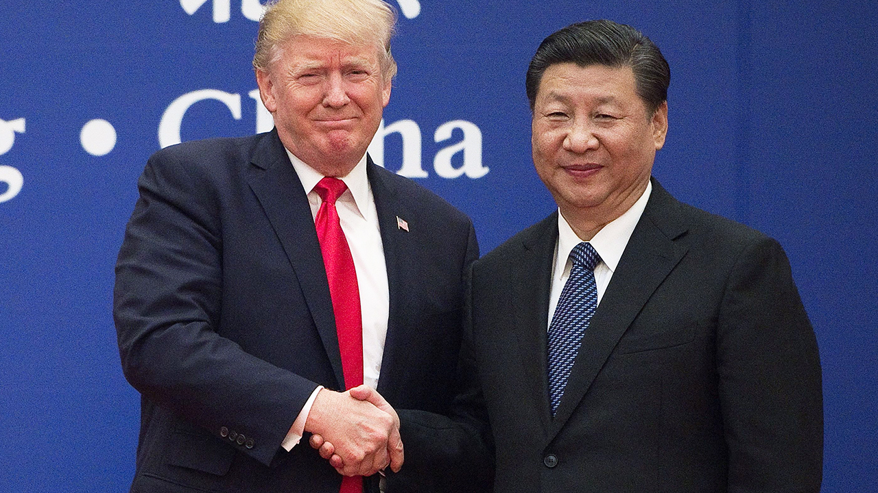 Westlake Legal Group Donald-Trump_Xi-Jinping-THUMB Varney: China trade talks, tariffs 'the most important financial story of the year' fox-news/world/world-regions/china fox-news/topic/fox-news-flash fox-news/person/donald-trump fox news fnc/politics fnc df204039-2f4a-5124-b2c4-ad18a5fad9c8 Charles Creitz article /FOX NEWS/WORLD/GLOBAL ECONOMY/Trade