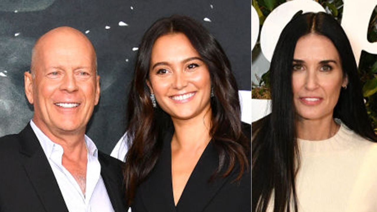 Bruce Willis' daughter reveals why actor is quarantining with ex Demi Moore and not his wife Emma Heming - Fox News thumbnail