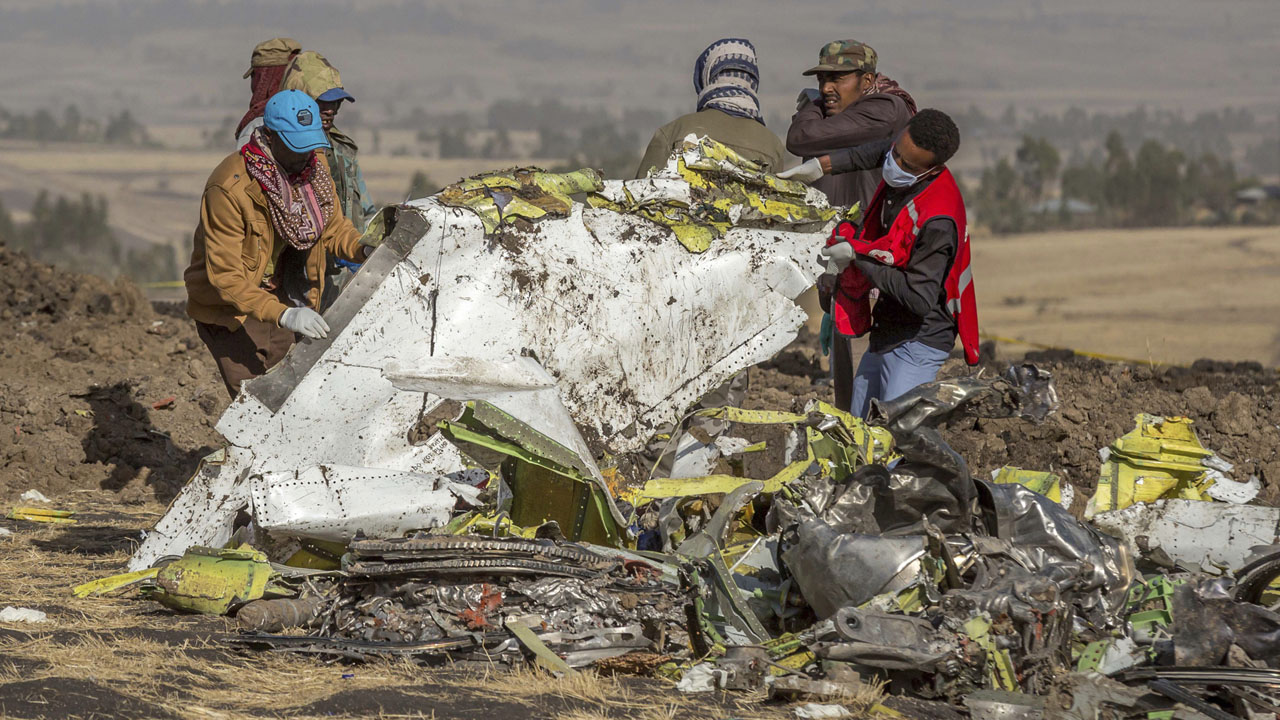 Boeing, FAA questioned about safety of 737 MAX safety system days before Ethiopian Airlines crash