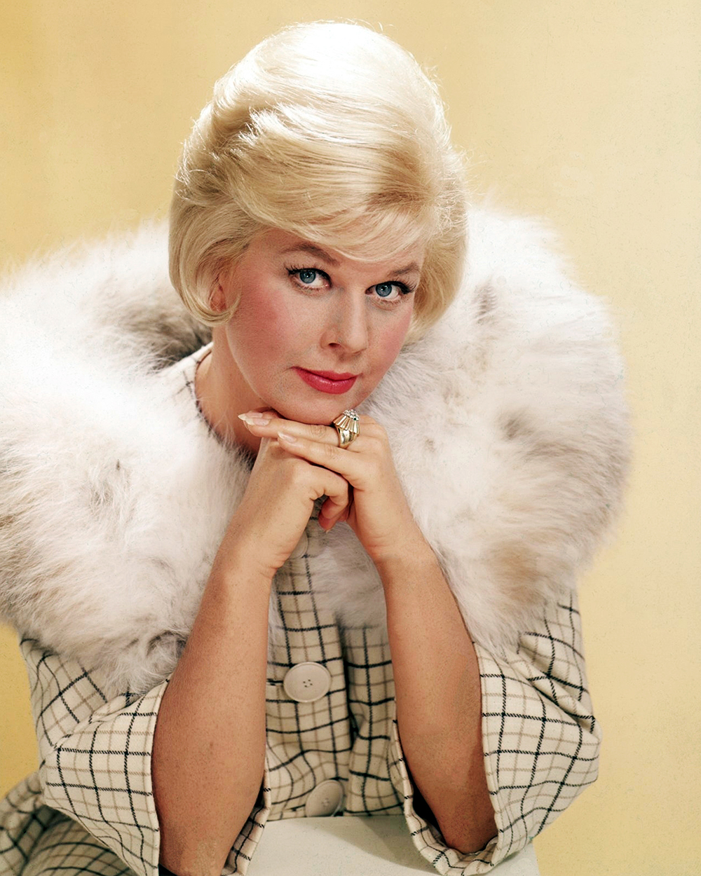 Doris Day is planning 'a quiet birthday at home' with a few close friends, is eager to help animals in need