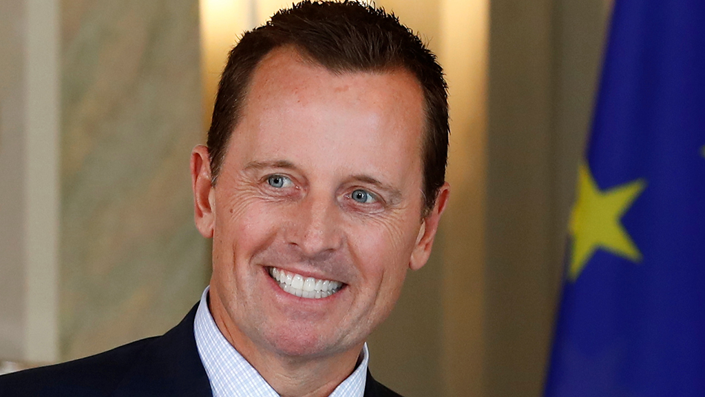 Westlake Legal Group Richard-Grenell-Reuters US envoy to Germany blasts Iran foreign minister's 'hypocrisy' amid controversy over visiting sick diplomat Sam Dorman fox-news/world/united-nations/general-assembly fox-news/world/united-nations fox-news/world/conflicts/iran fox-news/politics/foreign-policy/state-department fox news fnc/world fnc c41cf047-f6bf-5804-9992-5965981fbc05 article