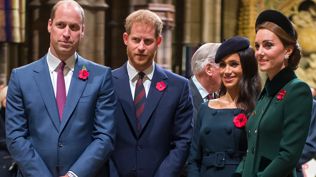 Prince Harry, Prince William 'have had a rift,' not Meghan Markle, Kate Middleton, says royal filmmaker