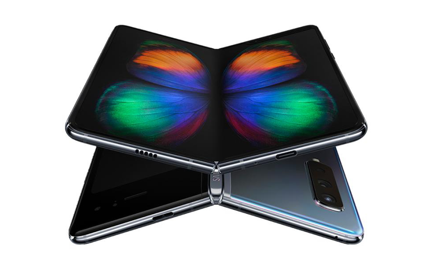 Westlake Legal Group Samsung-Galaxy-Fold-Butterfly Samsung's $2,000 foldable phone is already breaking, reviewers say Nicolas Vega New York Post fox-news/tech/companies/samsung fnc/tech fnc article 7d891fe8-2c2d-5101-93bc-984edf6d8858