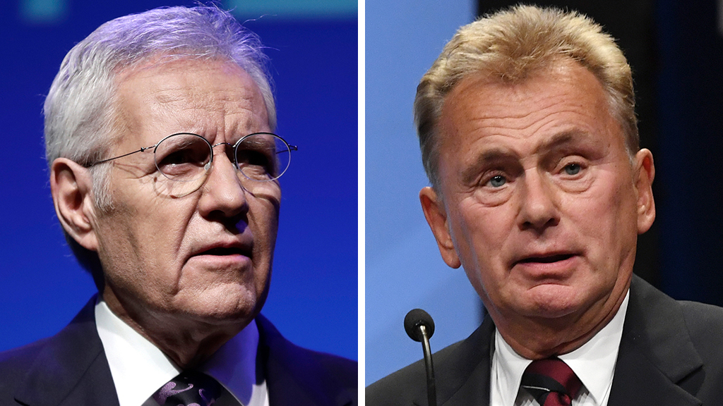 Pat Sajak sends well-wishes to Alex Trebek following cancer diagnosis: We 'are pulling for you'