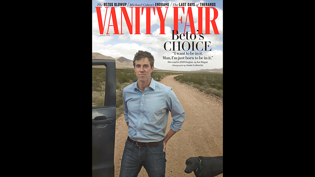 Beto O'Rourke 'Vanity Fair' profile mocked for stories about ex-girlfriends, bookshelves and his 'near-mythical experience'