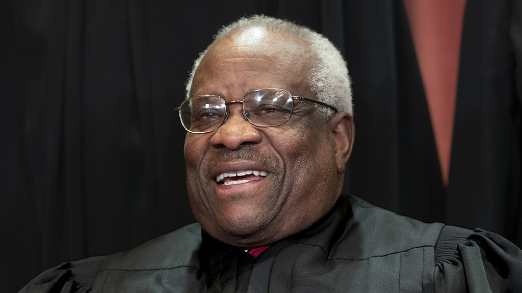 Clarence Thomas reportedly compares 'the modern-day liberal' to Klansmen in new doc