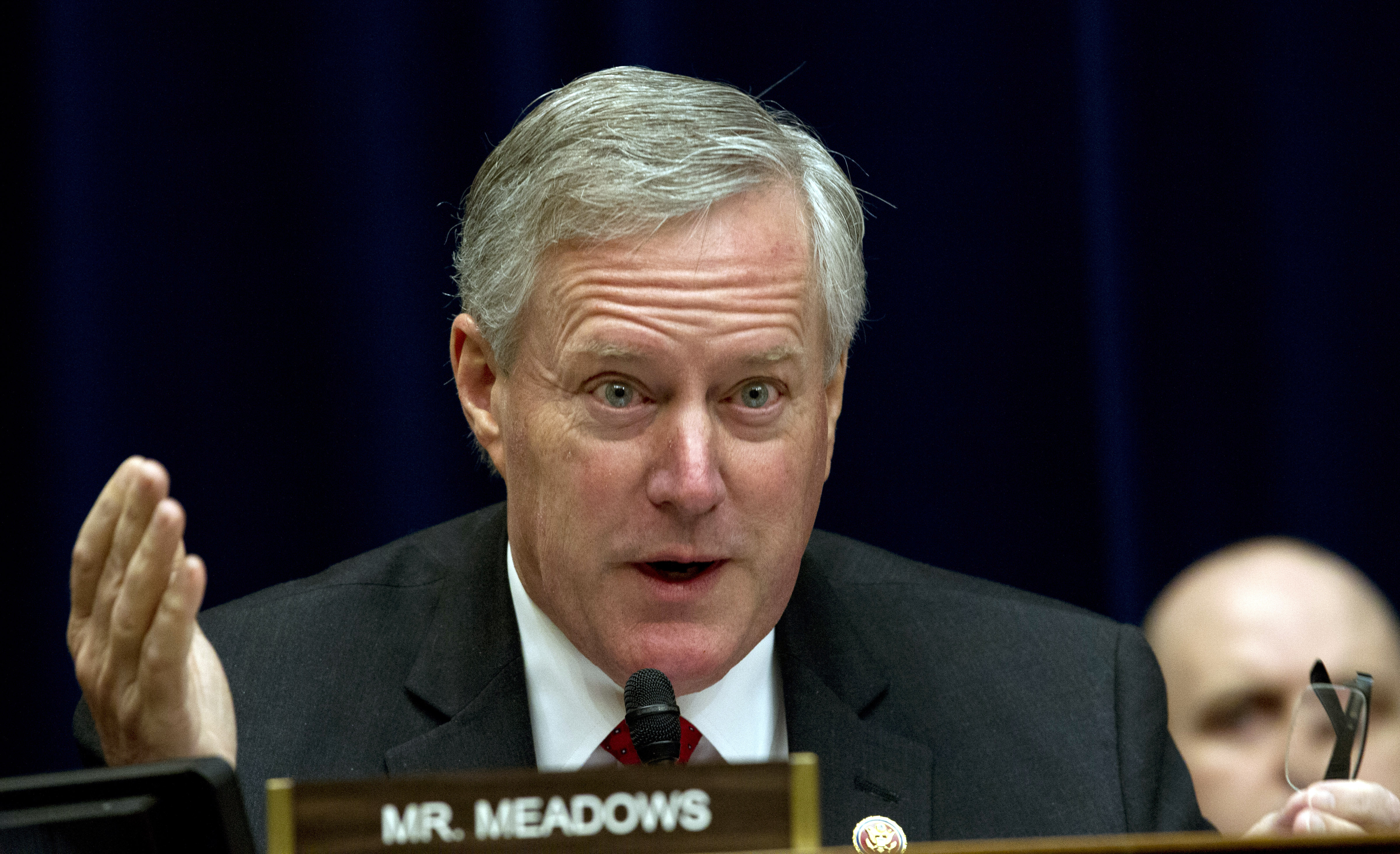 Westlake Legal Group f0d15faf-AP19073620492262 Trump announces Mark Meadows to replace Mick Mulvaney as White House chief of staff Joseph Wulfsohn fox-news/us/congress fox-news/tech/companies/twitter fox-news/politics/executive/white-house fox-news/person/donald-trump fox news fnc/politics fnc article 3ea7956a-13f5-54e1-9193-afdcf7d97371