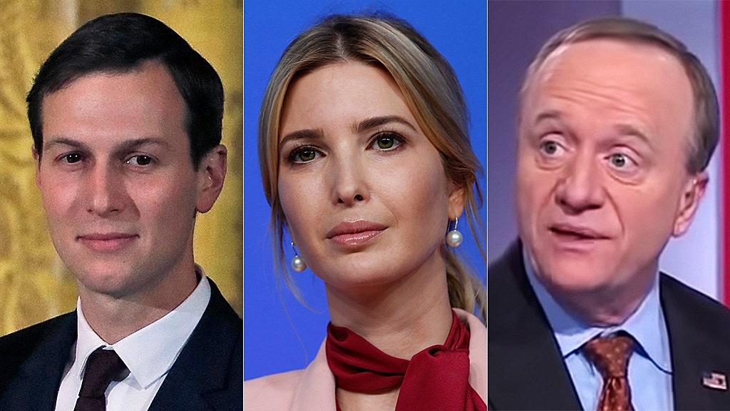 CNN's Paul Begala slammed for referring to Ivanka Trump, Jared Kushner as 'cockroaches'