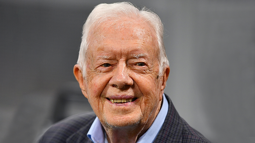 Westlake Legal Group jimmy-carter Jimmy Carter recovering after fall at Georgia home, requiring stitches Melissa Leon fox-news/us/us-regions/southeast/georgia fox-news/good-news fox news fnc/politics fnc bc53157a-574b-559e-b82a-e4e27340b56d article