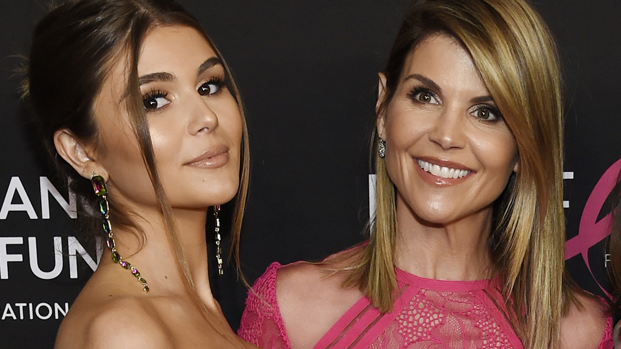 Lori Loughlin's daughter Olivia Jade posts first YouTube video since ...