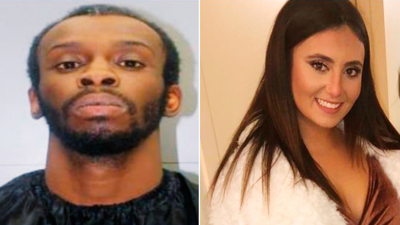 South Carolina man charged with kidnapping and murder of University of South Carolina student