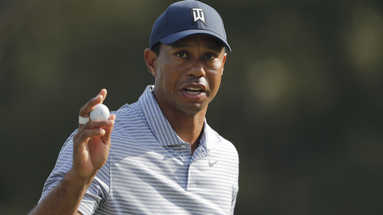 Tiger Woods was driving on curvy road minutes before horrific crash, video shows - Fox News