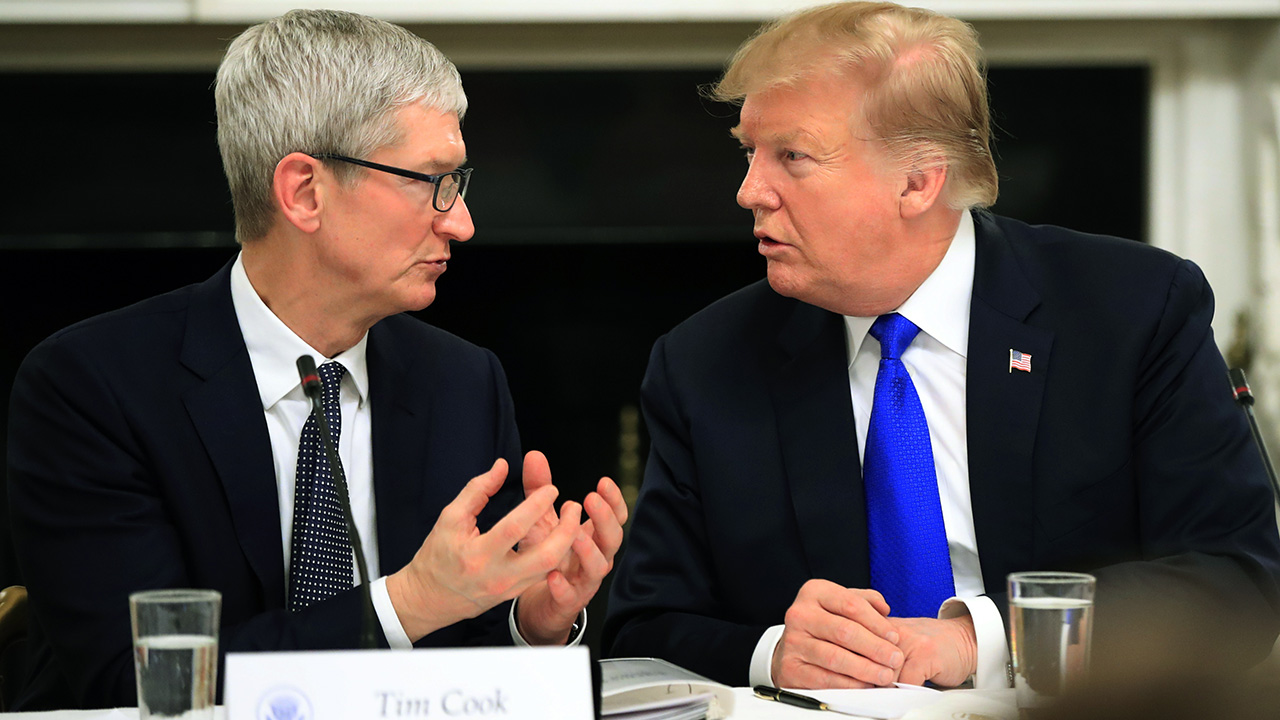 At odds with Trump, Tim Cook, other tech CEOs, sign renewed commitment to Paris Agreement