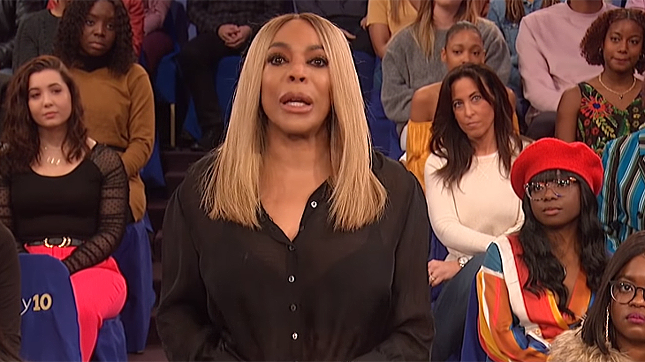 Wendy Williams tears up talking about estranged husband
