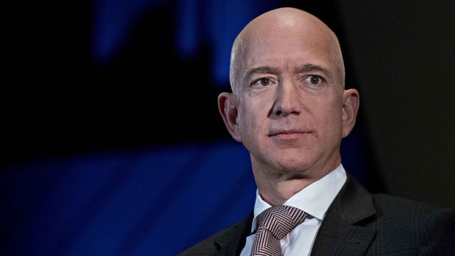 Jeff Bezos warns Big Tech not to 'turn their backs' on the U.S. military: 'We are the good guys'