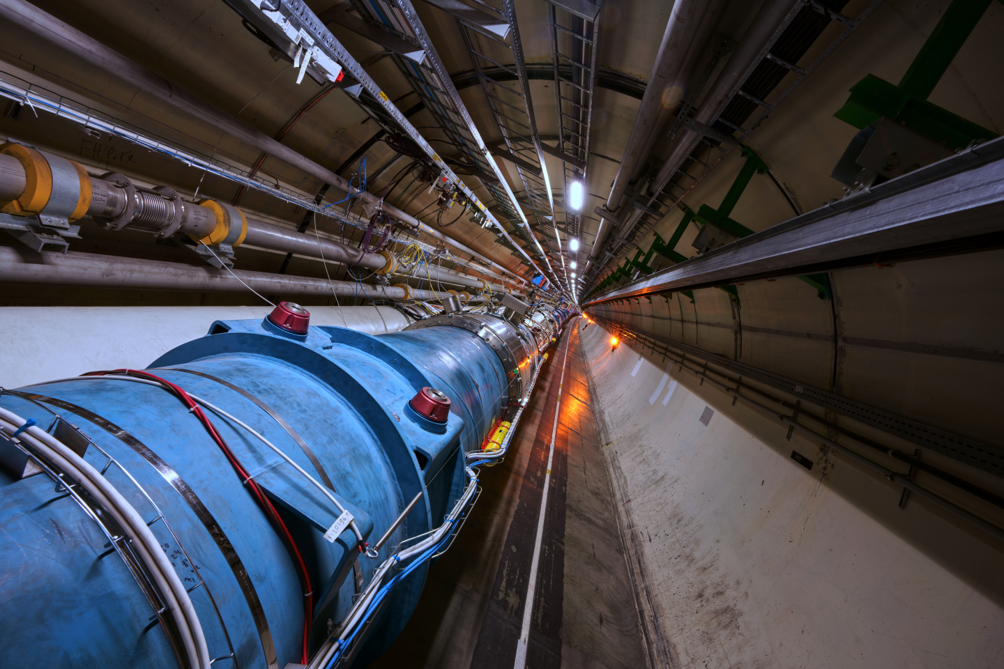 The world's largest atom smasher could be tweaked to hunt 'dark world' particles