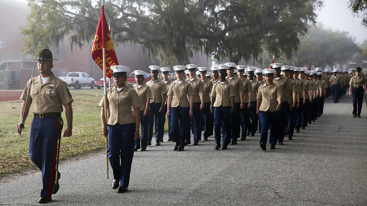 Aspiring Marine, 18, dies during initial strength test: report