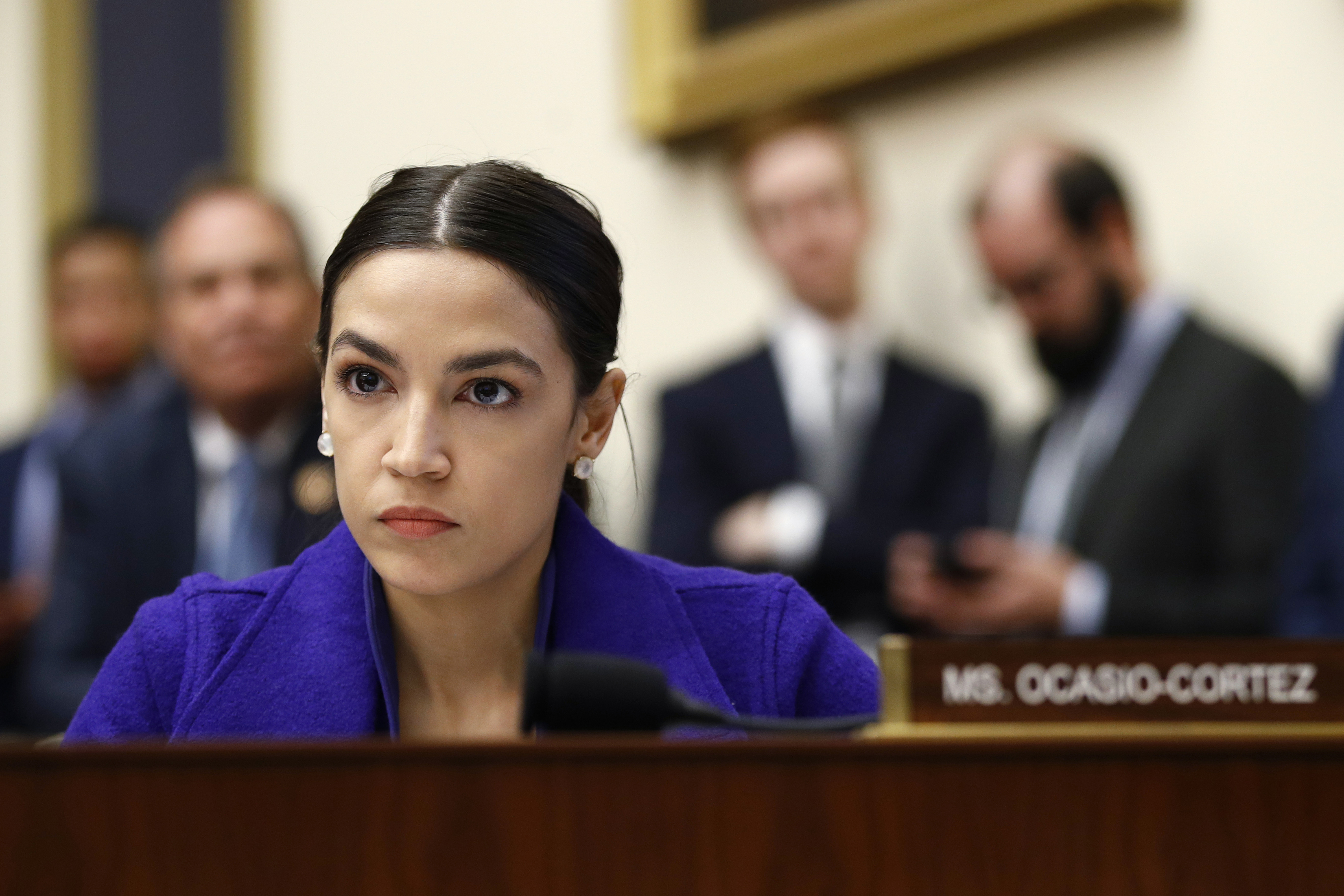 Westlake Legal Group 501a9196-AP19102561445126 Dozens of Dems vote 95 percent of time with AOC despite Pelosi's claim that bloc is 'like five people' Lukas Mikelionis fox-news/politics/house-of-representatives/democrats fox-news/person/nancy-pelosi fox-news/person/alexandria-ocasio-cortez fox news fnc/politics fnc article 9b7670c6-d938-52b2-9feb-ea6bdc256dd7