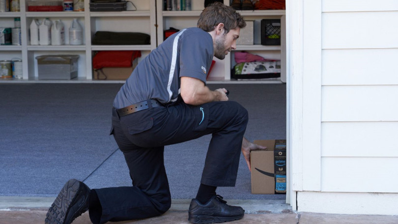 Amazon Launches In-garage Delivery Service